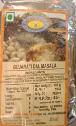 Gujarati Dal Masala